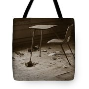 School's Out Tote Bag by Luke Moore
