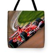 Schumacher Bend Tote Bag by Blake Richards