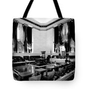 Scottish Rite Masonic Temple in Washington D.C. Tote Bag by Mountain Dreams