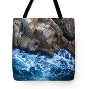 Sea Rocks Tote Bag by Frank Tschakert
