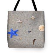 Sea Swag - Dark Blue Tote Bag by Al Powell Photography USA