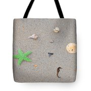 Sea Swag - Green Tote Bag by Al Powell Photography USA