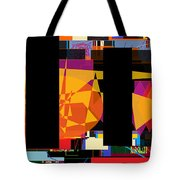 Search For The Straying Son 7 Tote Bag by David Baruch Wolk