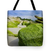 Seascape Tote Bag by Aged Pixel