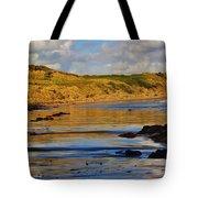 Seascape At Phillip Island Tote Bag by Blair Stuart