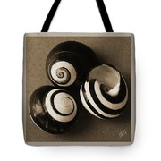 Seashells Spectacular No 27 Tote Bag by Ben and Raisa Gertsberg