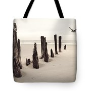 Seaside Tote Bag by Gary Heller