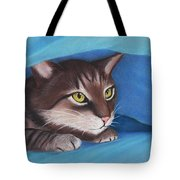 Secret Hideout Tote Bag by Anastasiya Malakhova