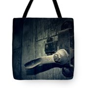 Secrets Within Tote Bag by Trish Mistric