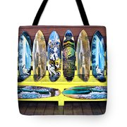 Sector Nine Skateboards Tote Bag by Cheryl Young