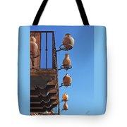 Sedona Jugs Tote Bag by Ben and Raisa Gertsberg