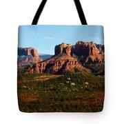 Sedona Landscape Tote Bag by Jon Burch Photography