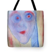 See right through me Tote Bag by Hilde Widerberg
