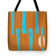 Seed Of Learning No. 2 Tote Bag by Carol Leigh