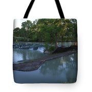 Seguin Tx 01 Tote Bag by Shawn Marlow