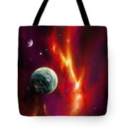 Seleamov Tote Bag by James Christopher Hill