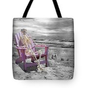 Selective Tote Bag by Betsy C  Knapp