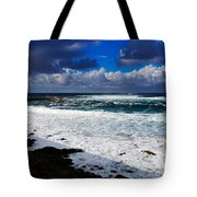 Sennen Cove In Cornwall Tote Bag by Louise Heusinkveld