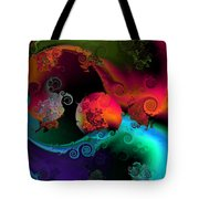 Seperation And Individuation Tote Bag by Claude McCoy