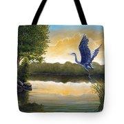 Serenity Tote Bag by Rick Huotari