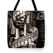 Serpentine Tote Bag by Venetta Archer