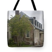 Sessions House Yorktown Tote Bag by Teresa Mucha