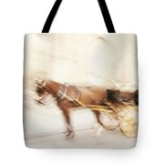 Seville Impression Tote Bag by Jenny Rainbow