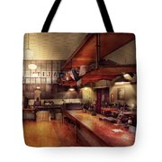 Sewing - Industrial - Tailored Made Clothing  Tote Bag by Mike Savad