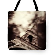 Shades Of Paris Tote Bag by Dave Bowman