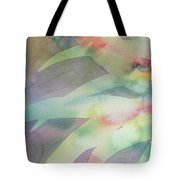 Shadow Play Tote Bag by Kris Parins