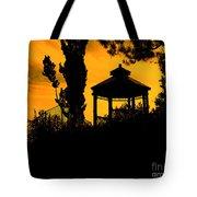 Shadowlands 6 Tote Bag by Bedros Awak