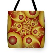 Shapes Tote Bag by Gabiw Art