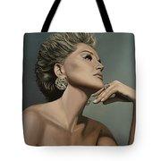 Sharon Stone Tote Bag by Paul  Meijering