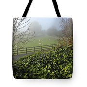 Sheep Tote Bag by Les Cunliffe