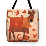 Shelter From The Storm Tote Bag by Peter Adderley