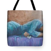 Sherry Tote Bag by Jerry McElroy