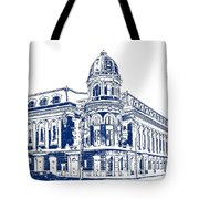 Shibe Park 2 Tote Bag by John Madison