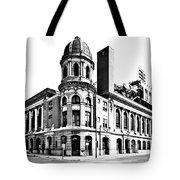Shibe Park Tote Bag by Benjamin Yeager