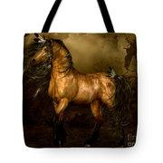 Shikoba Choctaw Horse Tote Bag by Shanina Conway