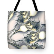 Shining Tote Bag by Anastasiya Malakhova