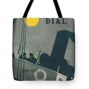 Ship At Night Tote Bag by Edward Hopper