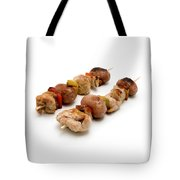 Shish Kebab Tote Bag by Fabrizio Troiani