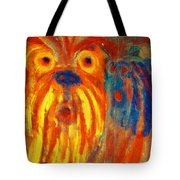Shocking news Tote Bag by Hilde Widerberg
