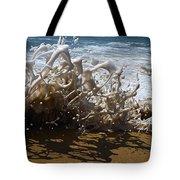 Shorebreak - The Wedge Tote Bag by Joe Schofield