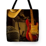 Show's Over Tote Bag by Robert Frederick