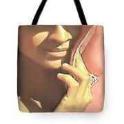Shy Tote Bag by SophiaArt Gallery