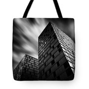 Side By Side Tote Bag by Dave Bowman