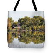 Silence And Solatuid Tote Bag by Lori Tordsen
