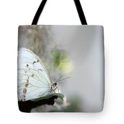 Silent Beauty Tote Bag by Sabrina L Ryan