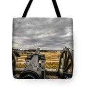 Silent Vigil At Gettysburg Tote Bag by Mountain Dreams